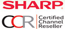 Authorized Sharp CCR